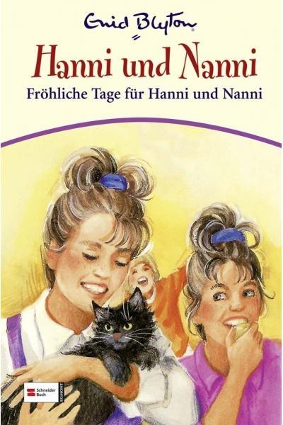 Fröhliche Tage für Hanni und Nanni (Band 13)