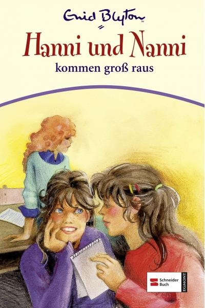Hanni und Nanni kommen groß raus (Band 21)