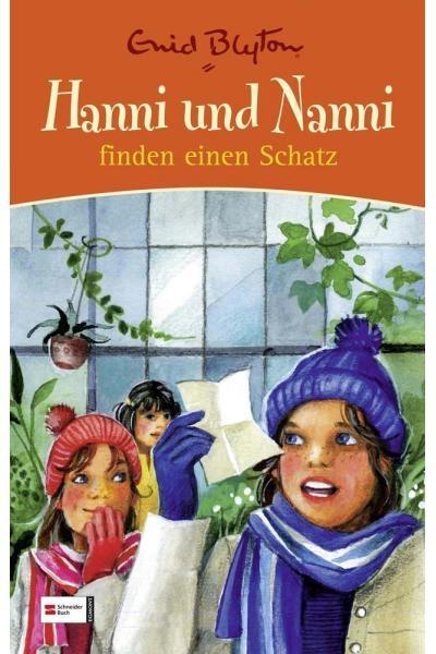 Hanni und Nanni finden einen Schatz (Sonderband 2)