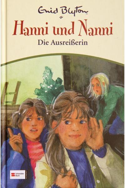 Hanni und Nanni – Die Ausreißerin (Band 25)