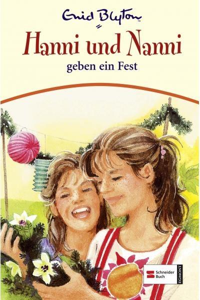 Hanni und Nanni geben ein Fest (Band 10)