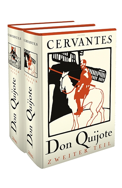 2er-Pack: Don Quijote