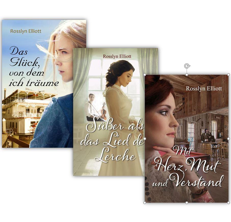 """Buchpaket """"Historische Romane"""""""