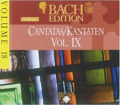 Bach Edition Vol. 18