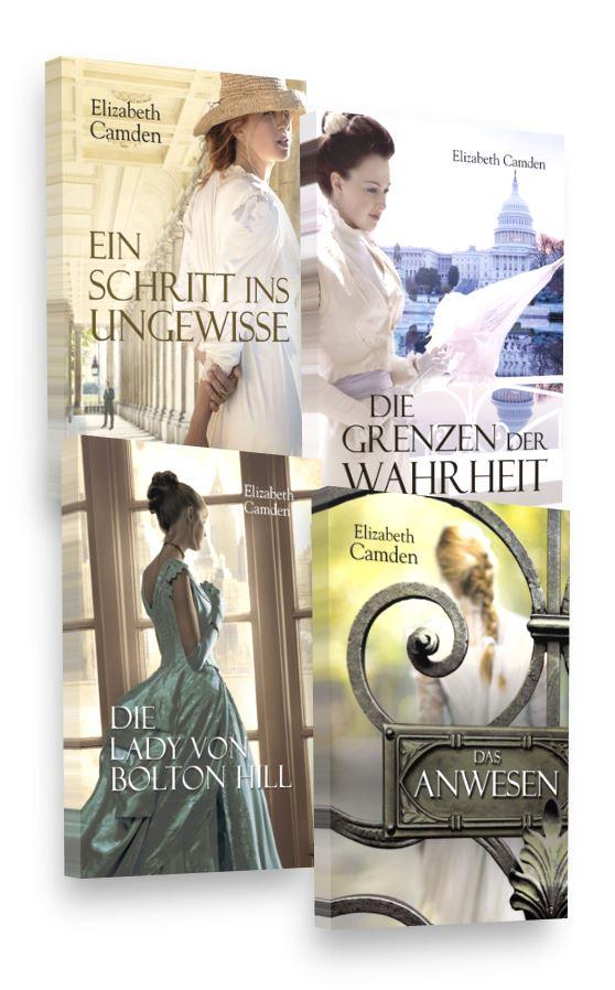 4er-Pack: Historische Romane