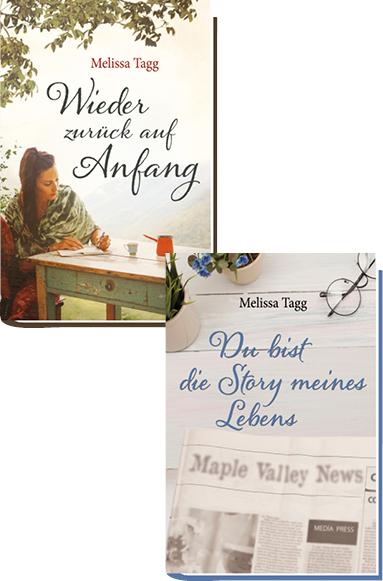 2er-Pack: Melissa Tagg