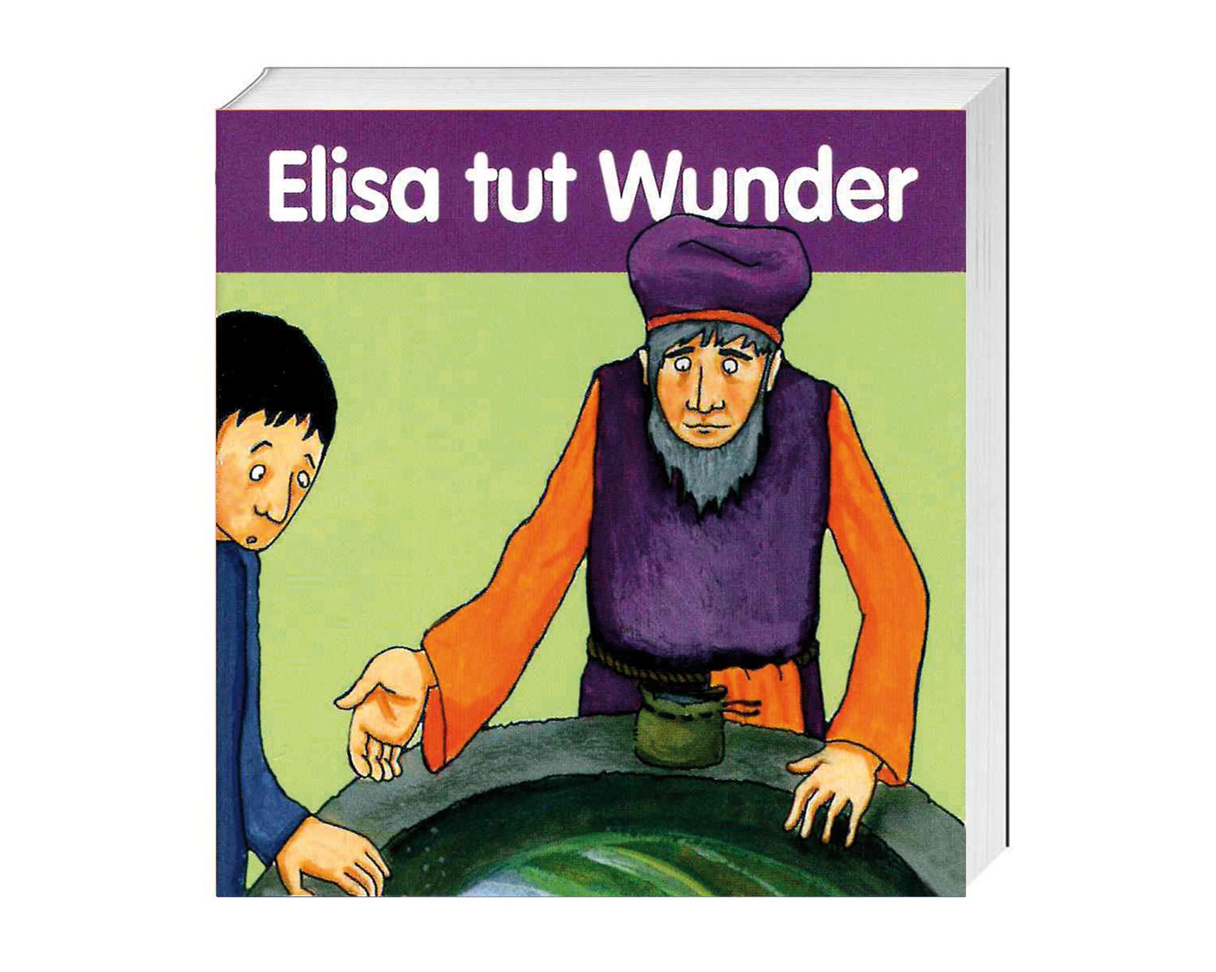 Elisa tut Wunder