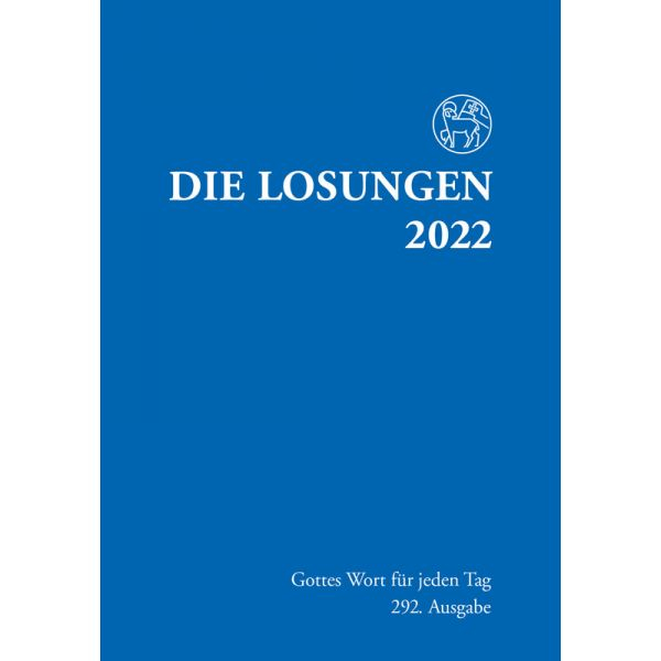 Die Losungen 2022 – Standardausgabe