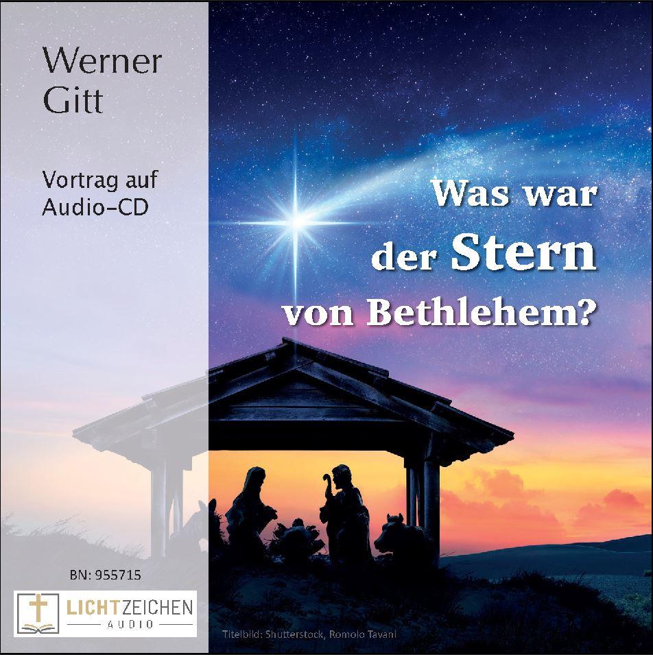Was war der Stern von Bethlehem? (Audio-CD)