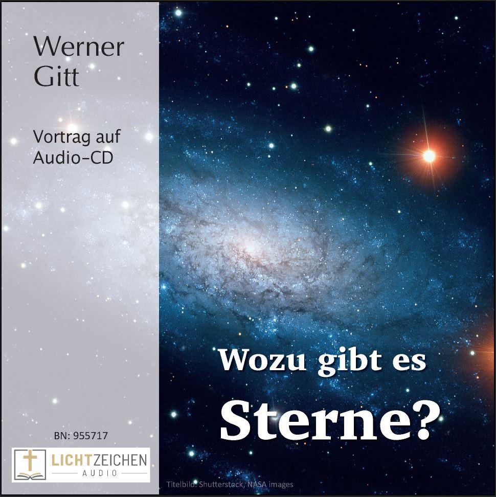 Wozu gibt es Sterne? (Audio-CD)