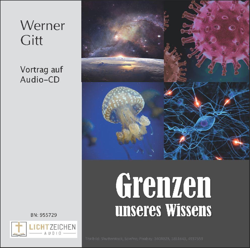 Grenzen unseres Wissens (Audio-CD)