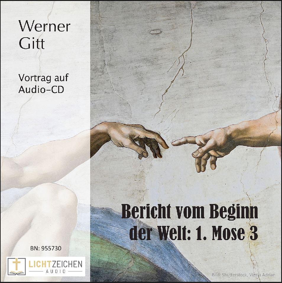 Bericht vom Beginn der Welt: 1. Mose 1 (Audio-CD)