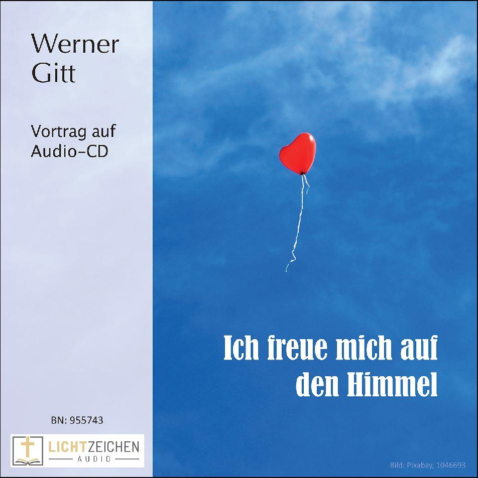 Ich freue mich auf den Himmel! (Audio-CD)