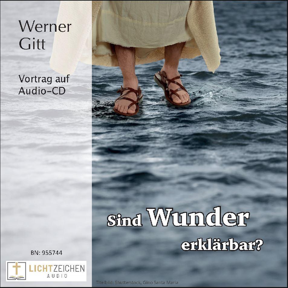 Sind Wunder erklärbar? (Audio-CD)