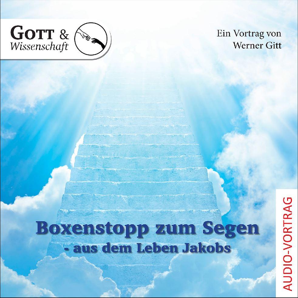 Boxenstopp zum Segen: Aus dem Leben Jakobs (Audio-CD)
