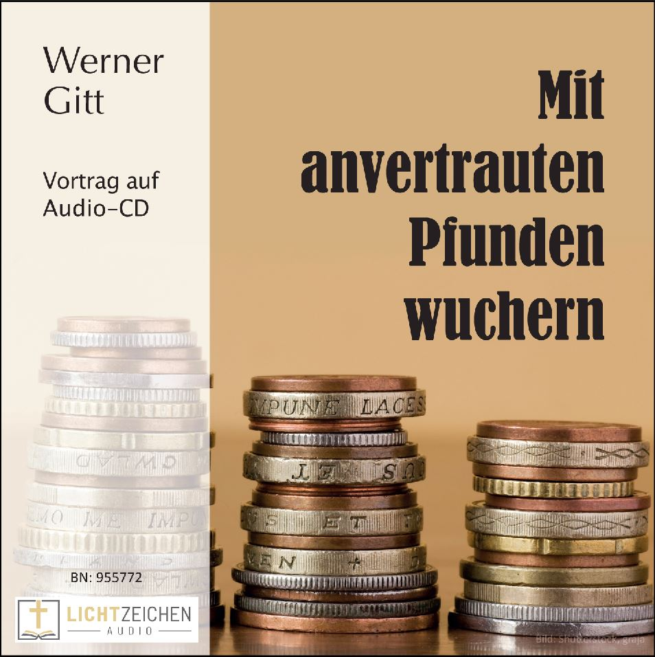 Mit anvertrauten Pfunden wuchern (Audio-CD)