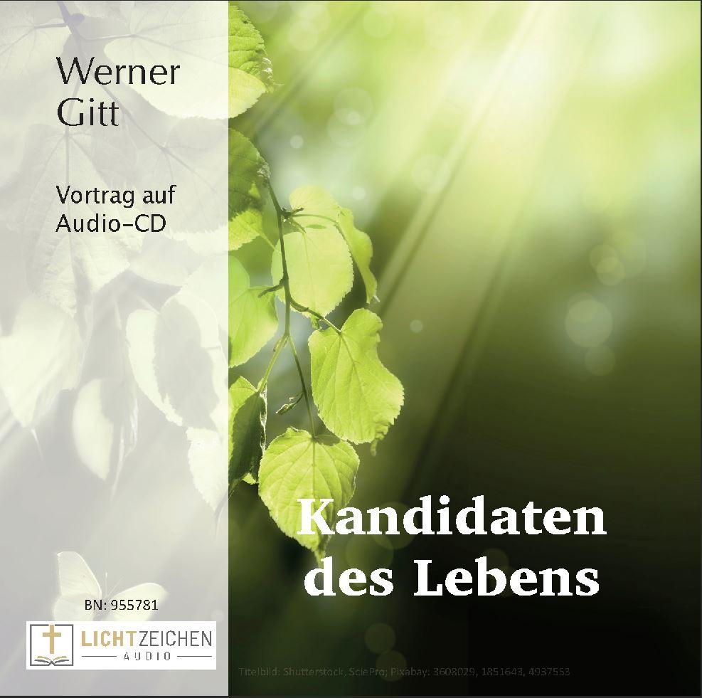 Kandidaten des Lebens (Audio-CD)