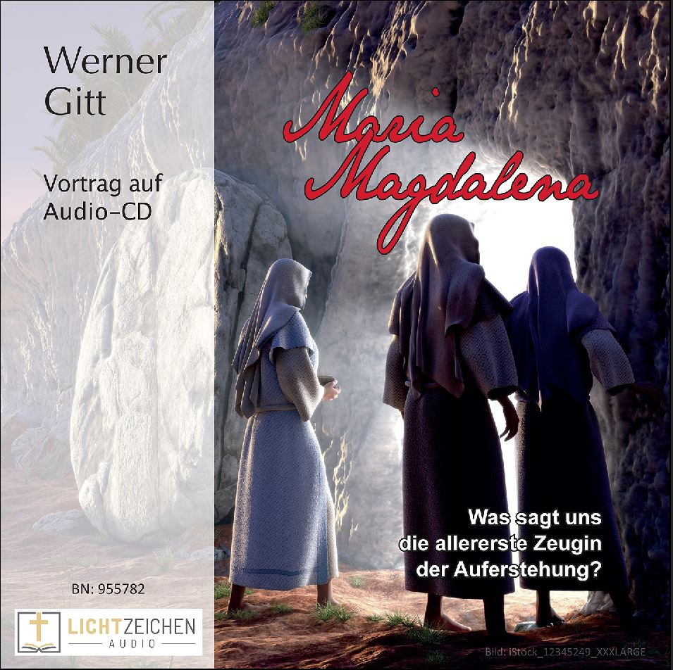 Maria Magdalena (Audio-CD)