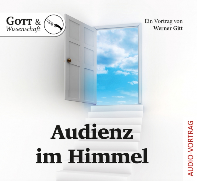 Audienz im Himmel (Audio-CD)