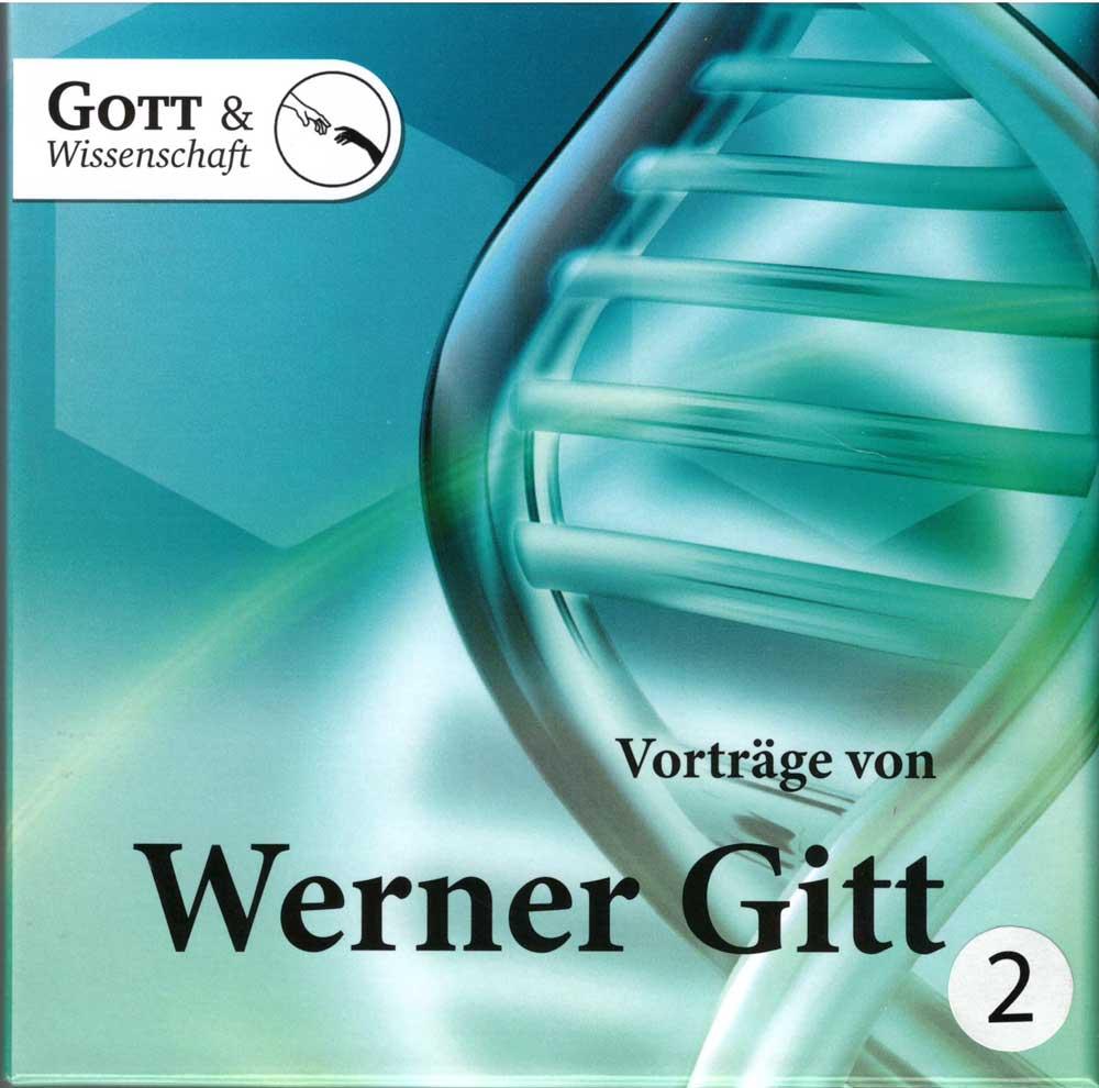 Vorträge von Werner Gitt – Box 2