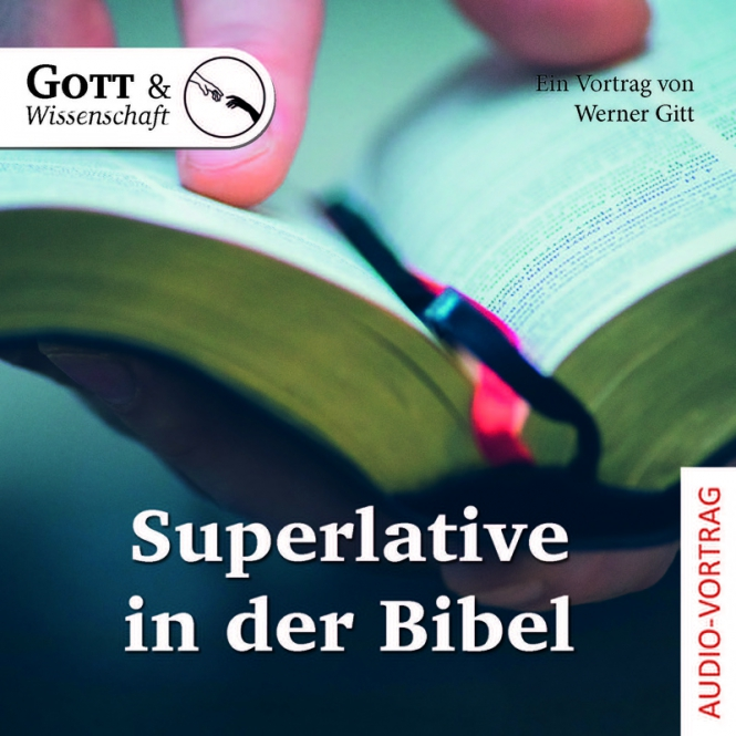 Superlative in der Bibel (Audio-CD)
