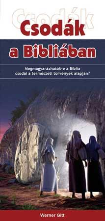 Ungarisch: Wunder der Bibel