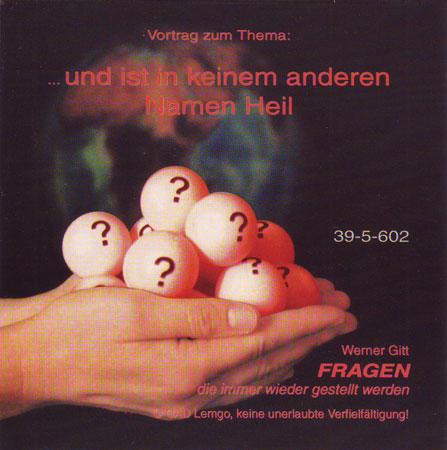 ... und ist in keinem anderen Namen Heil (Audio-CD)