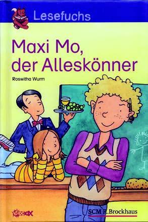 Maxi Mo, der Alleskönner